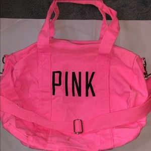 Victoria's Secret PINK Small Duffle Bag
